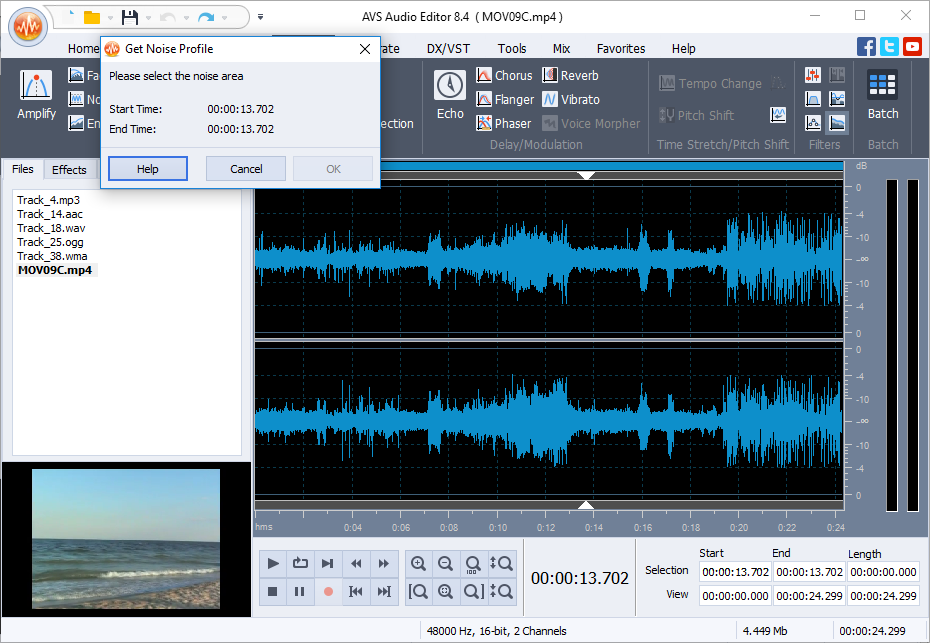 Avs audio editor 6.1.1.353 by jamessul