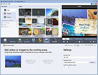 AVS Video Editor. Click to see the full-size image.