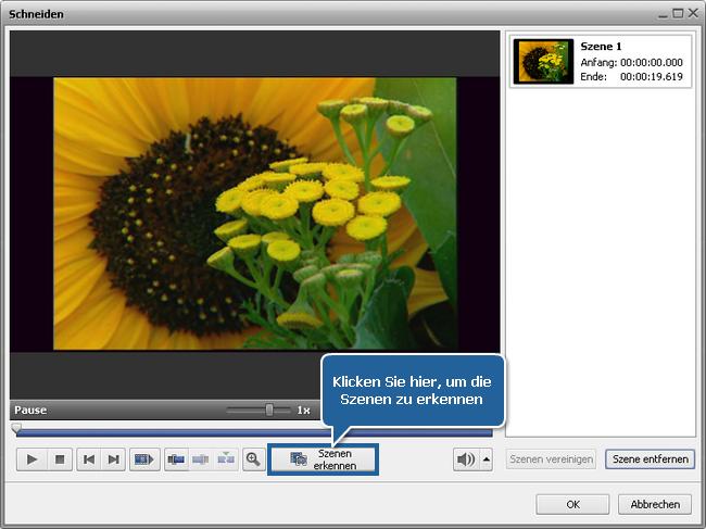 Wie bearbeitet man Heim-DVD-Videos mit dem AVS Video ReMaker? Schritt 3