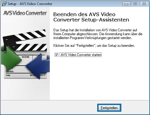 Wie lädt man herunter und installiert die AVS4YOU-Programme? Schritt 2