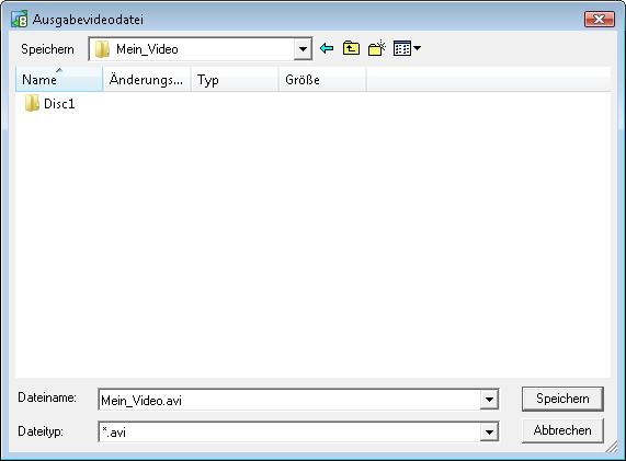 Wie führt man die Multipass-Umwandlung mit dem AVS Video Converter durch? Schritt 7