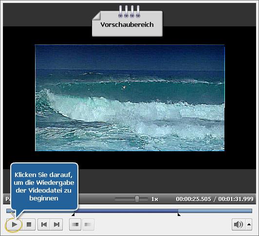 Wie stellt man verschwommenes Video mit dem AVS Video Editor wiederher? Schritt 4