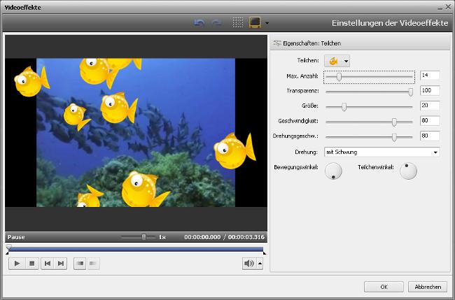 Wie wendet man Videoeffekte im AVS Video Editor an? Schritt 4