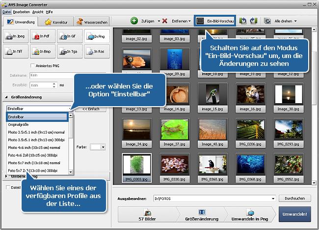 Wie kann man RAW-Dateien bearbeiten? Schritt 3