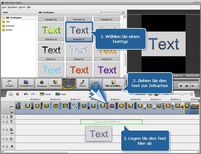 Wie erstellt man eine Diashow mit dem AVS Video Editor? Schritt 3