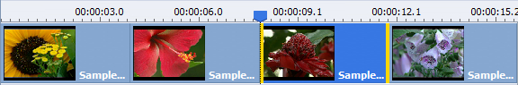 How to merge several video files into a single file? Step 4