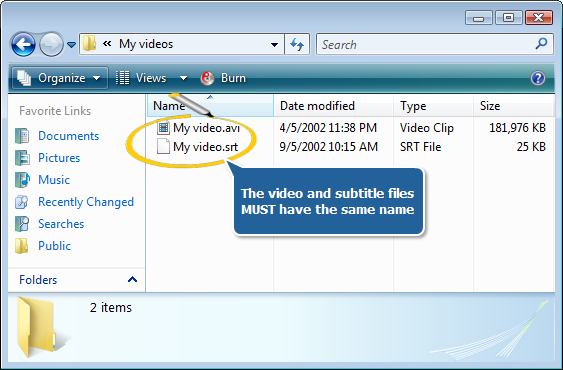 How to convert video with subtitles? Introduction