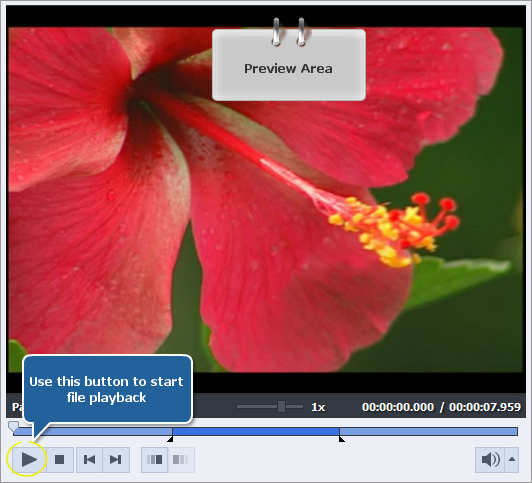 How to remove interlacing artifacts from a video using AVS Video Editor? Step 4