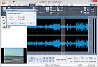 AVS Audio Editor. Kliknij aby zobaczyć obraz w pełnym rozmiarze.