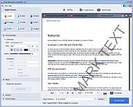 AVS Document Converter. クリックすると、フルサイズのイメージが表示されます。