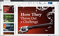 AVS Document Editor. Нажмите, чтобы посмотреть изображение в полном размере.