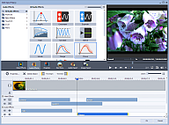 AVS Video Converter. Klik for at få fuld skærm.