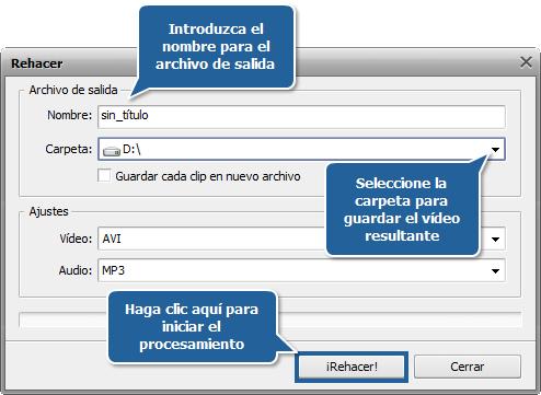¿Cómo eliminar partes indeseadas de archivos sin recomprimir? Paso 6