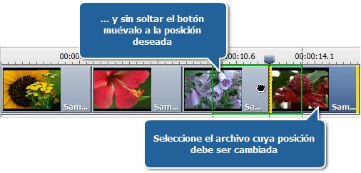 ¿Cómo unir varios ficheros de vídeo en uno? Paso 4