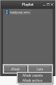 ¿Cómo reproducir archivos de vídeo utilizando AVS Media Player? Paso 3