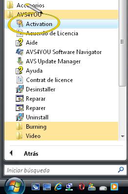 ¿Cómo activar el software AVS4YOU? Paso 4