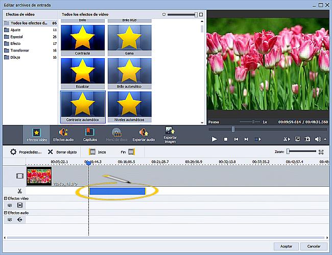 ¿Cómo eliminar partes innecesarias de un archivo de vídeo y convertirlo a otro formato? Paso 4