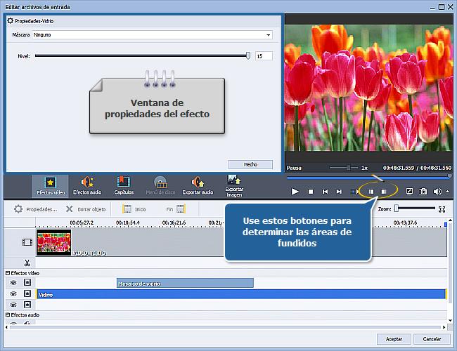 ¿Cómo aplicar un efecto a un archivo de vídeo y convertirlo a otro formato? Paso 6