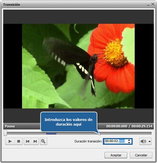 ¿Cómo añadir un título después del vídeo seleccionado en el Timeline? Paso 2