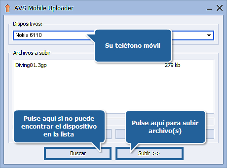 ¿Cómo convertir vídeo a formato 3GP o MP4 para teléfonos móviles? Paso 6