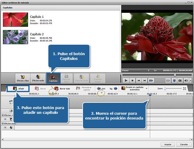 ¿Cómo exportar imágenes de vídeos? Paso 6