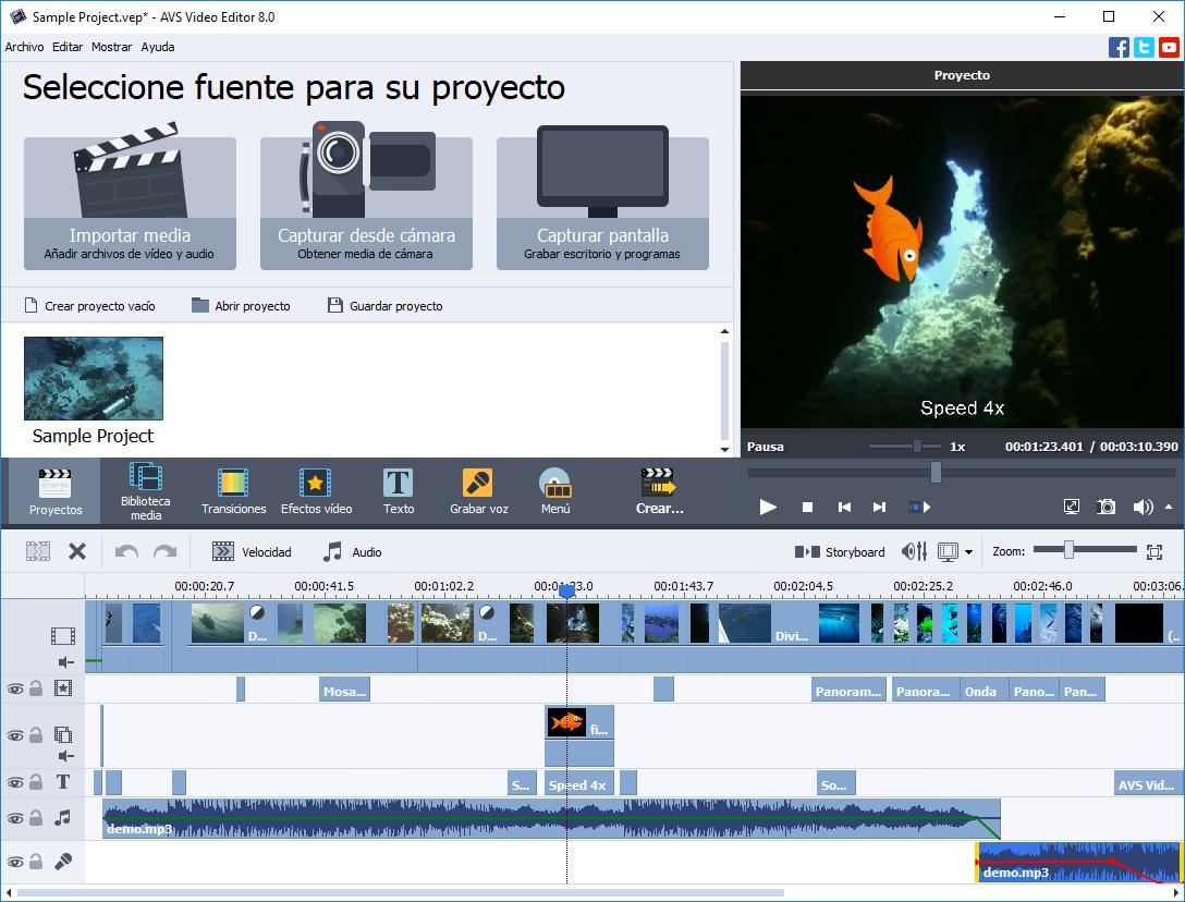 Resultado de imagen de AVS Video editor