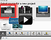 ¿Cómo empezar a trabajar con AVS Video Editor? Pulse aquí para ver