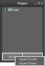 Comment reproduire des fichiers vidéo à l'aide d'AVS Media Player? Etape 3