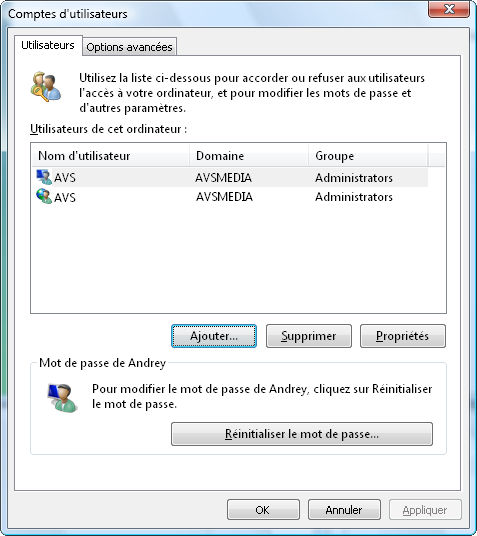 Comment activer les logiciels AVS4YOU? Etape 2