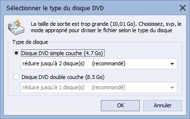 Comment convertir un format PAL en NTSC? Etape 5