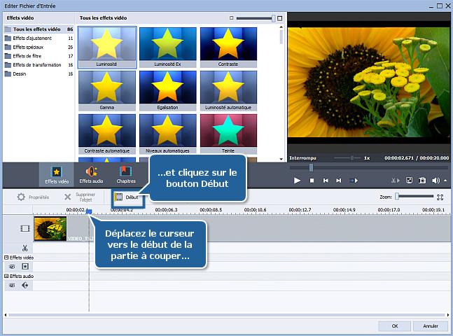 Comment extraire une bande son à partir d'un fichier vidéo? Etape 4