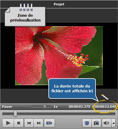 Comment nettoyer une vidéo floue en utilisant AVS Video Editor? Etape 2