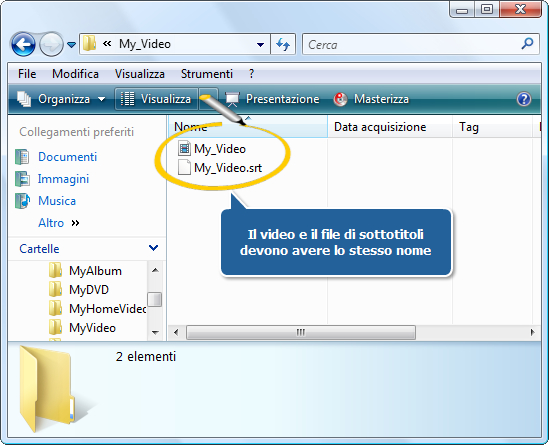 Come convertire file video con sottotitoli? Introduction