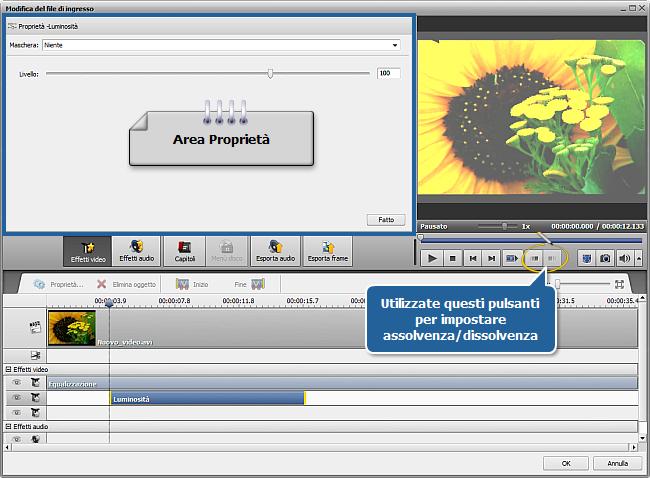Come applicare un effetto al tuo video e convertirlo in un altro formato? Passo 6
