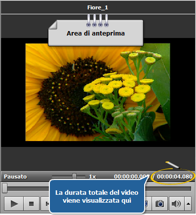 Come restaurare il video sfocato usando AVS Video Editor? Passo 2