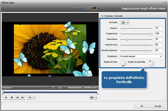 Come applicare un effetto video usando AVS Video Editor? Passo 4