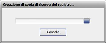 Come fare una copia di riserva e recuperare il registro con AVS Registry Cleaner? Passo 3
