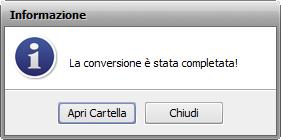 Come convertire immagini in PDF? Passo 6