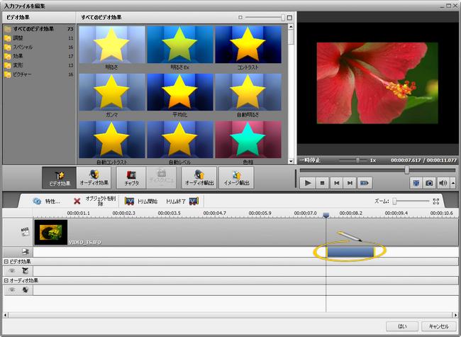 ビデオから不要な部分を削除して、別の形式へ変換する方法。ステップ 4