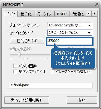 AVS Video Converter でマルチパス変換を実行する方法。ステップ 6