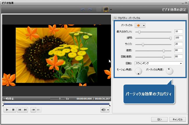 AVS Video Editor でビデオ効果を適用する方法。ステップ 4