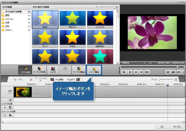 ビデオからイメージをエクスポートする方法。ステップ 5