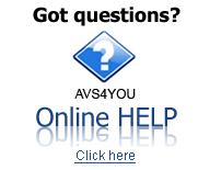 Онлайн-Справка AVS4YOU. Найдите ответы на свои вопросы. Нажмите сюда, чтобы прочитать ее.