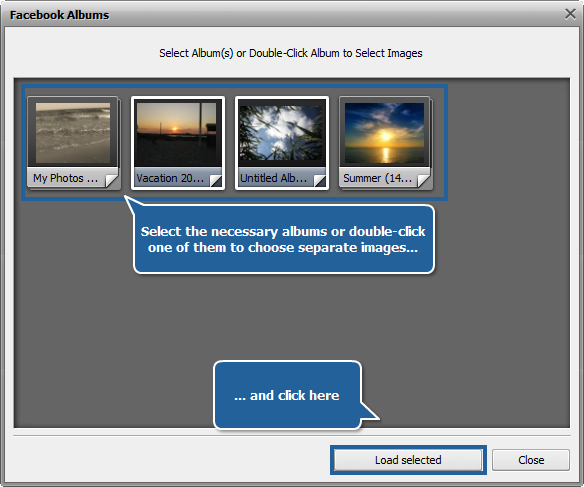 How to convert images? Step 2